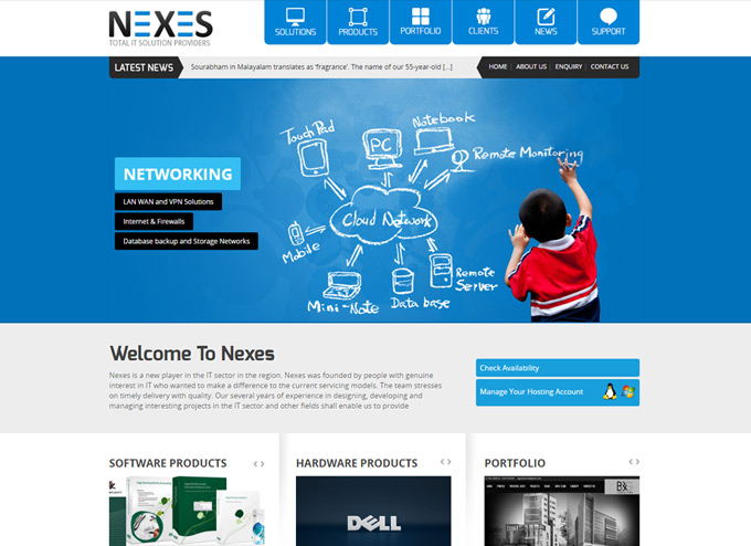 Nexes It Solutions